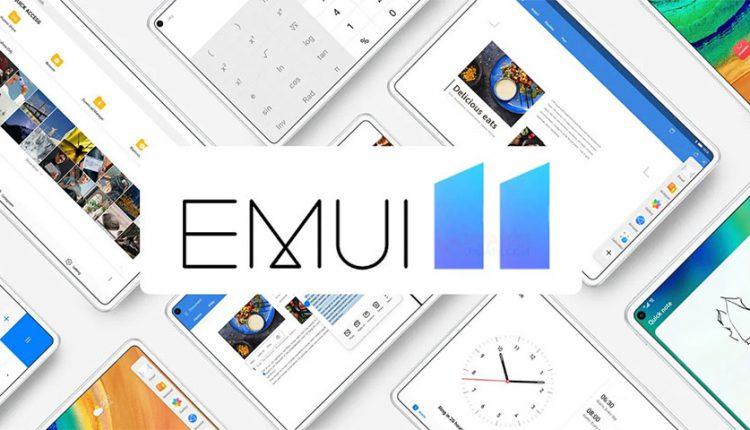 برنامه زمانی عرضه EMUI 11