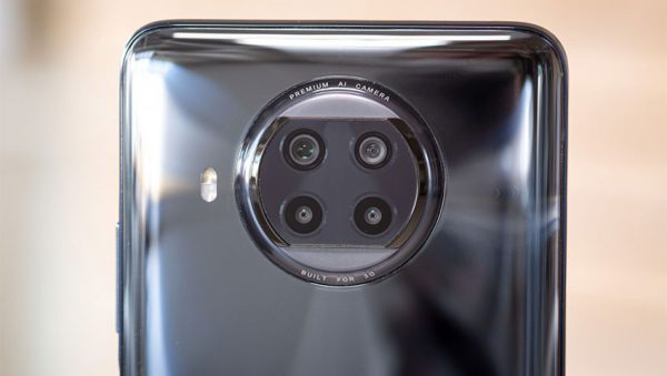 دوربین شیائومی می 10 تی لایت