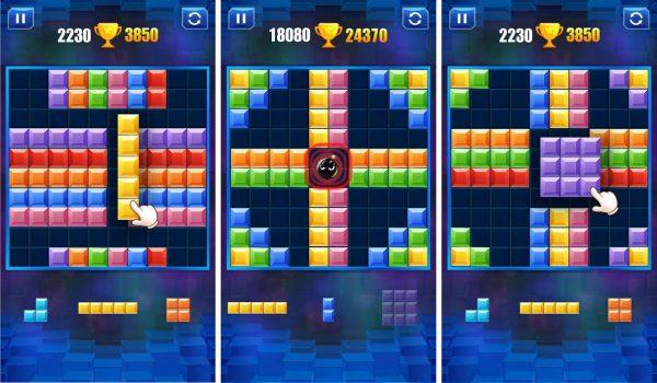 بازی Block Puzzle