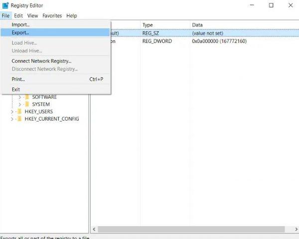 ریجستری ویندوز Registry Key