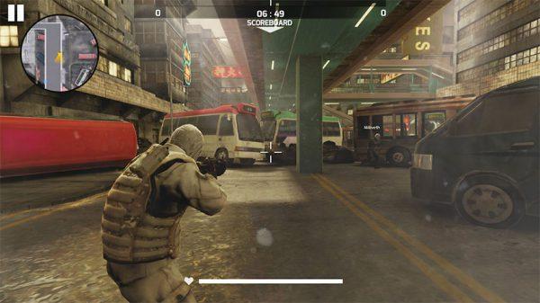 بازی Project War Mobile