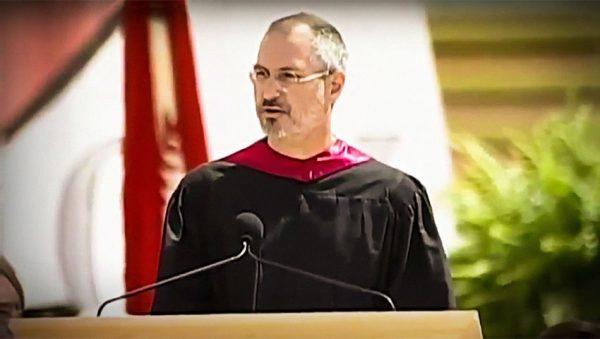 سخنرانی استیو جابز در دانشگاه استنفورد سال 2005