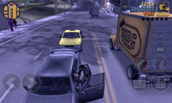 بازی Grand Theft Auto 3