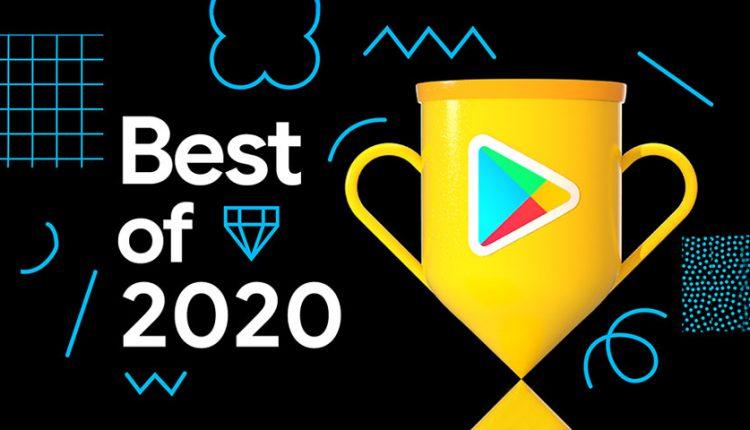 بهترین های گوگل پلی در سال 2020
