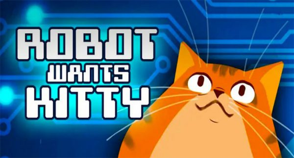 Robot Wants Kitty