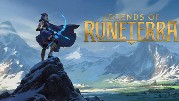 بازی Legends of Runterra