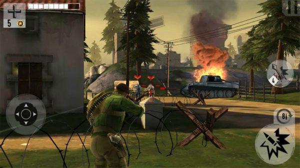 بازی Brothers in Arms 3