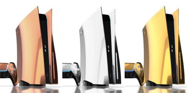 مدلهای لوکس پلی استیشن 5
