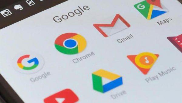 سرویسهای گوگل
