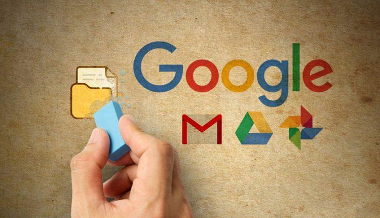خانه تکانی به سبک گوگل