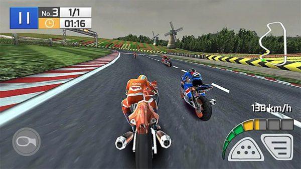 بازی Real Bike Racing