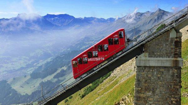 بلندترین پله جهان