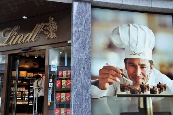 تولید و مصرف زیاد شکلات