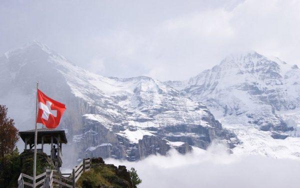 سرن در مرز سوئیس