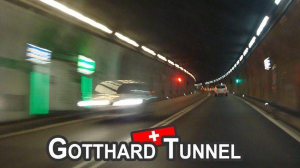 طولانیترین تونل جهان