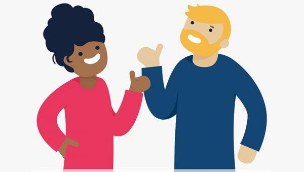 چگونه خوش صحبت باشیم؟ 9 راه برای تقویت مکالمه