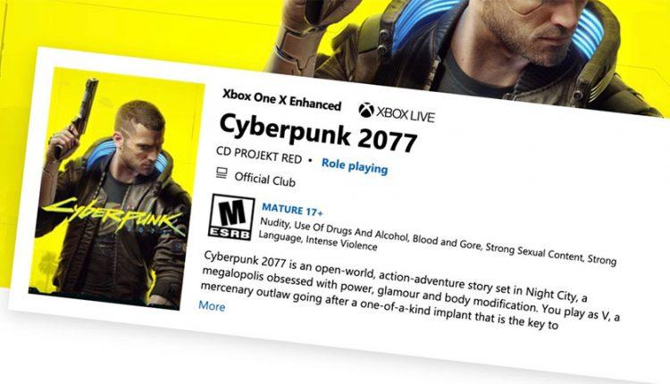 ریفاند بازی سایبرپانک 2077 مایکروسافت