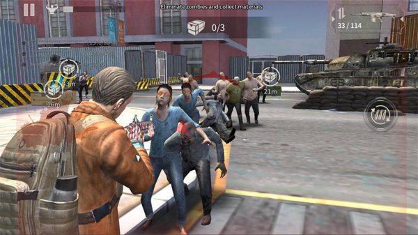 بازی Zombie City : Survival