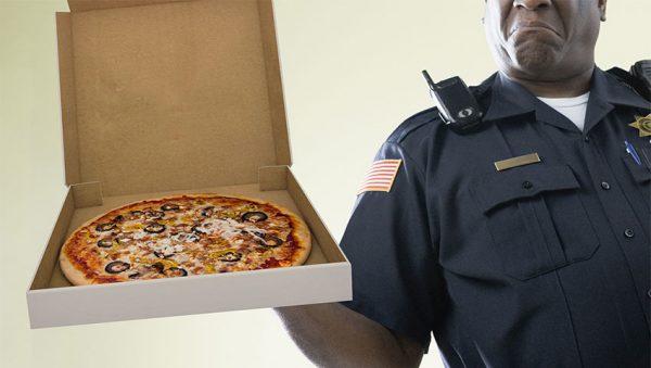 پیتزا و دفاع شخصی
