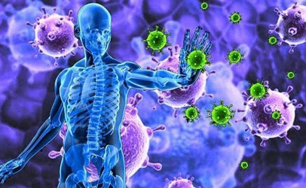 1. تضعیف سیستم ایمنی بدن