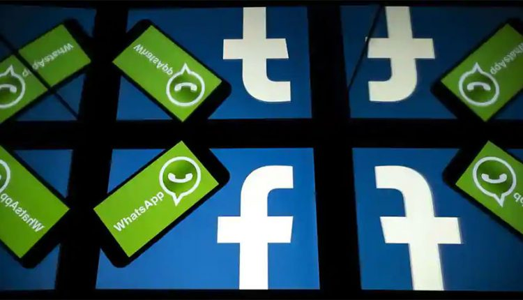 واتساپ و فیسبوک