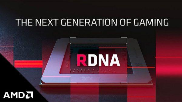 پردازنده گرافیکی RDNA ای ام دی