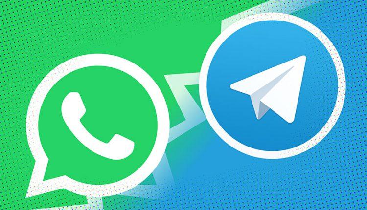 تلگرام به رکورد 500 میلیون کاربر ماهانه رسید