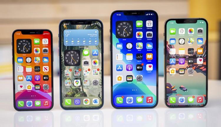 آمار عرضه گوشی های هوشمند در سه ماهه آخر 2020