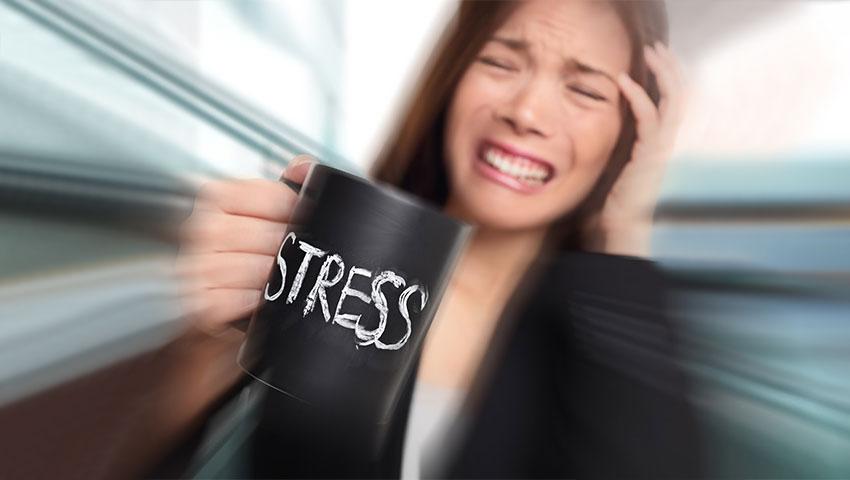 استرس چه اثراتی روی بدن و ذهن ما دارد؟