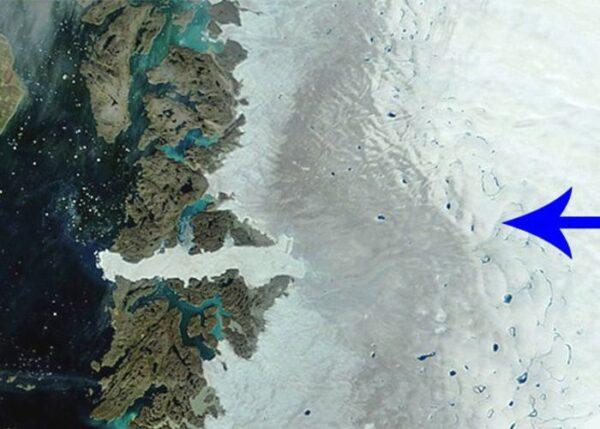 منطقه تاریک گرینلند