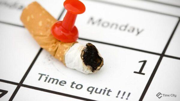 10. لیستی از دلایل ترک سیگار را تهیه کنید