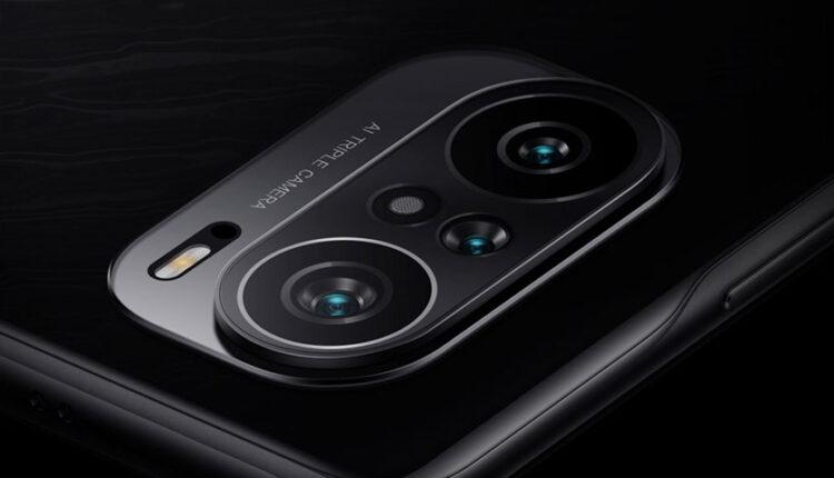 دوربین ردمی کی 40 پرو