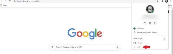 پروفایل جدید در گوگل کروم و فایرفاکس 7