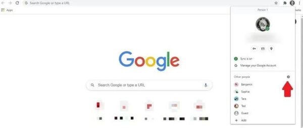 پروفایل جدید در گوگل کروم و فایرفاکس 10