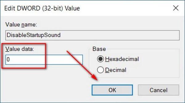 آموزش فعال یا غیرفعال کردن صدای آغازین ویندوز 10