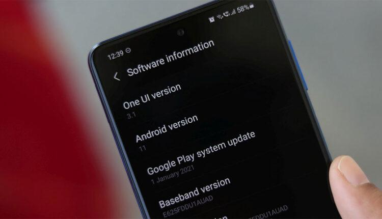 لیست گوشی های دریافت کننده One UI 3.1