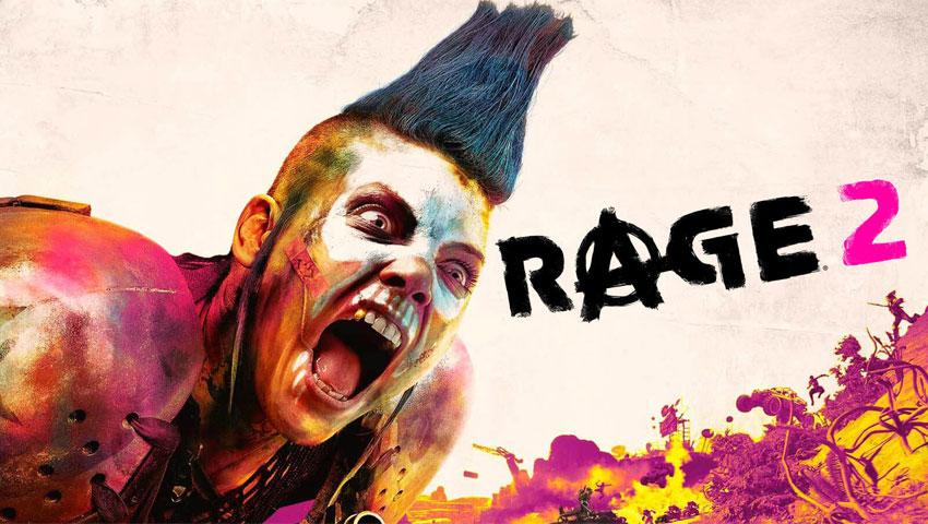 بازی Rage 2 رایگان شد