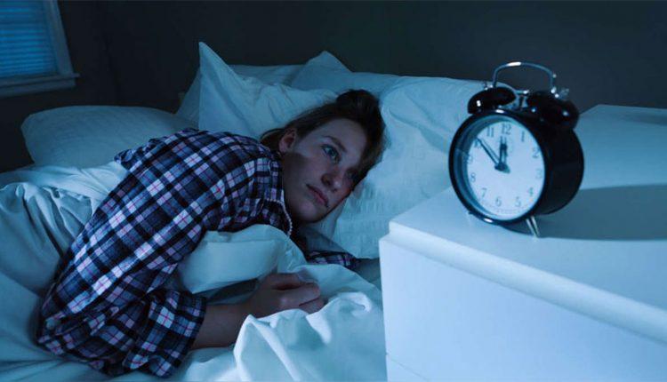 دوباره به خواب رفتن در نیمه شب