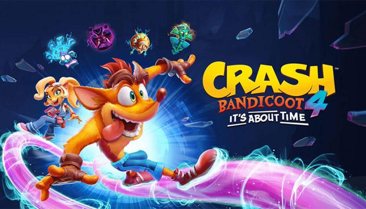 Crash Bandicoot 4 برای PC