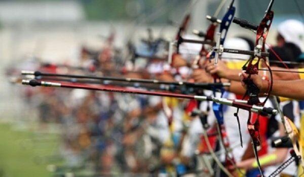 شرکتکنندگان ژاپنی در مسابقات تیر و کمان
