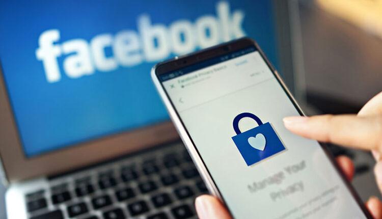 قفل کردن اکانت فیسبوک