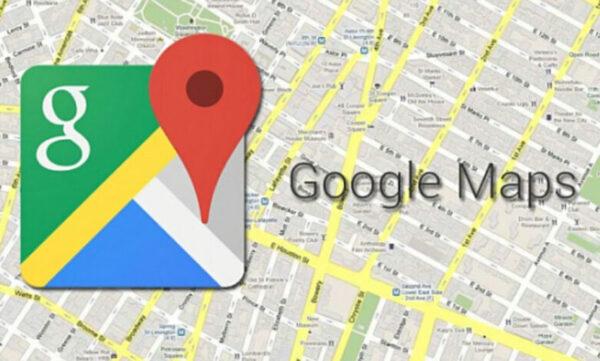 سرویس گوگل مپ
