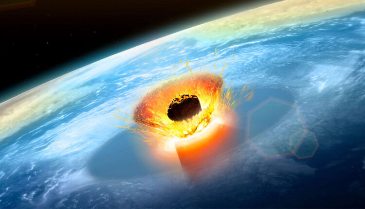 برخورد سیارک آپوفیس در سال 2068