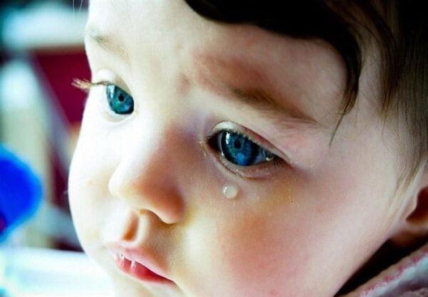 اشک و گریه کردن