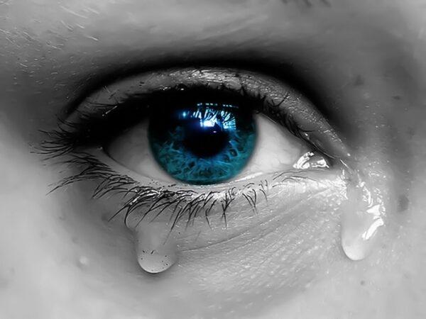 اشک و گریه کردن3