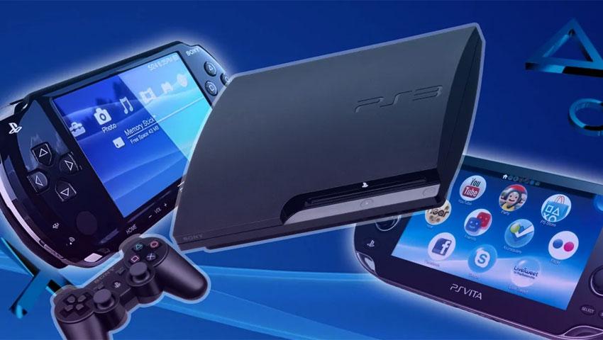 فروشگاه های PS Vita ،PSP و PS3 بسته میشوند