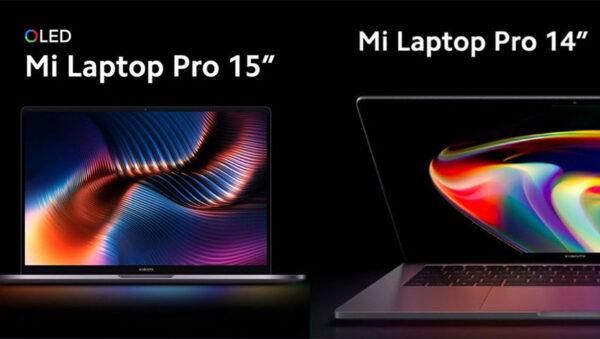 می لپ تاپ پرو 14 و 15 اینچی