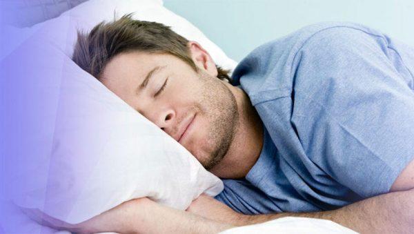 آرامش در خواب