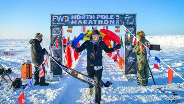 مسابقات ماراتون قطب شمال