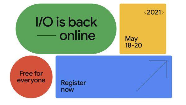 گوگل I/O 2021